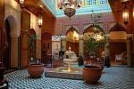 center-courtyard-at-maison-do-in-marrakesh