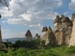 Turkey Cappadocia FairyChimneys